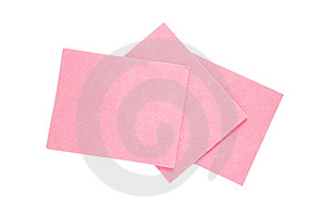 Three Cleaning Napkins Stock Photo - Image: 18386650