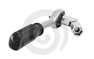 Socket Spanner Set Royalty Free Stock Photo - Image: 18387125