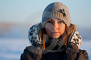 Beautiful Young Girl Stock Image - Image: 18391771