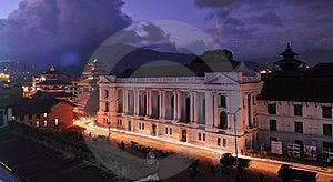 Durbar Square Royalty Free Stock Image - Image: 18391816