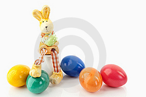 Easter Bunny Stock Photos - Image: 18391933