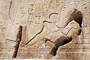 Egyptian Hieroglyphs. Stock Images - Image: 18393594
