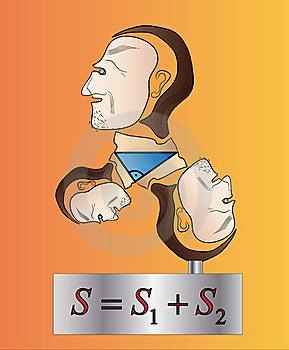 Pythagoras Royalty Free Stock Photo - Image: 18404965