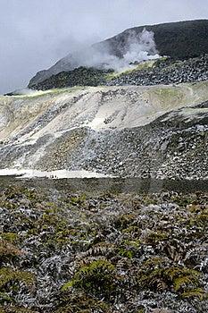 Galapagos Sulfur Volcano Royalty Free Stock Photo - Image: 18407705