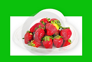 Strawberries. Royalty Free Stock Images - Image: 18408099