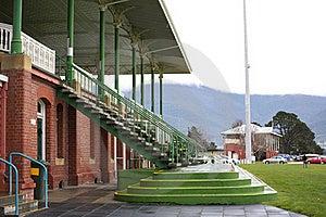 Grand Stand Stock Photo - Image: 18408140