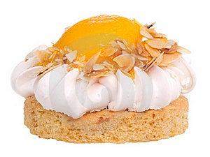 Cream Cupcake Stock Image - Image: 18416201