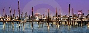Old Marina Stock Image - Image: 18416451