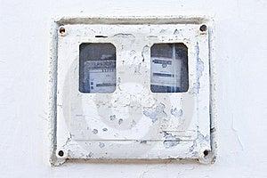 коробка электрическая Стоковое Изображение - изображение: 18416521