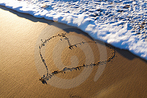 Fading Love Stock Images - Image: 18418354