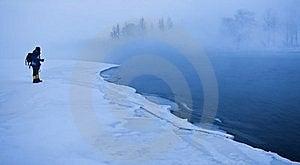 Calm Winter Landscape Royalty Free Stock Photos - Image: 18418778