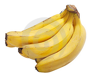Bunch Of Bananas Royalty Free Stock Photos - Image: 18420248