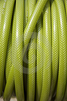 Garden Hose Royalty Free Stock Photography - Image: 18420567