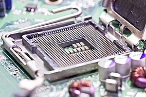 Computer Board Stock Photography - Image: 18423562