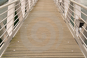 Dock Ramp Abstract Stock Photos - Image: 18426923