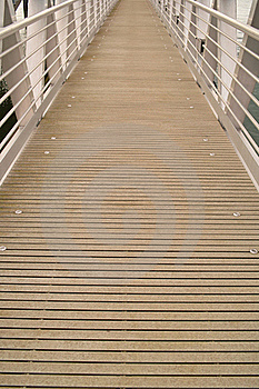 Dock Ramp Abstract Royalty Free Stock Image - Image: 18426956