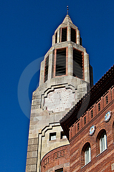 Barcelona Traditional Architecture (Spain) - 14 Royalty Free Stock Photos - Image: 18431138