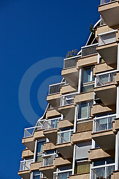 Barcelona Traditional Architecture (Spain) - 19 Royalty Free Stock Image - Image: 18432446