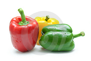 Peppers Stock Photo - Image: 18433170