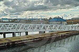 Marina Walkway And Dock Stock Photos - Image: 18433673
