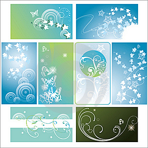 Commercial Card Stock Images - Image: 18435844
