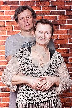 Happy Seniors Couple In Love Royalty Free Stock Image - Image: 18439206