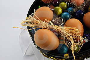Easter Decoration Stock Photography - Image: 18443102