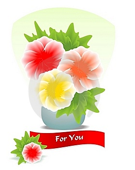 For You, Cdr Vector Royalty Free Stock Images - Image: 18443379