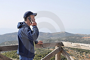Phone Call Stock Images - Image: 18451654