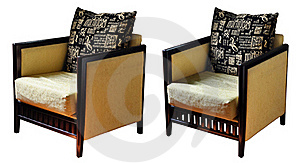 Asia Antique Sofa Royalty Free Stock Photos - Image: 18457028