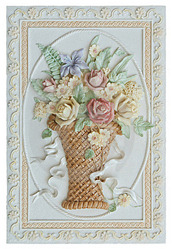 Relief Decoration Royalty Free Stock Photos - Image: 18457088