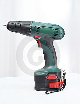 Electric Tools Royalty Free Stock Images - Image: 18457169