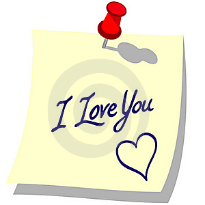 Push Pin Paper Note And Message Stock Photos - Image: 18474203