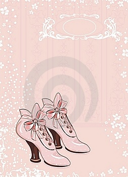 Pink Boots Stock Photography - Image: 18474532