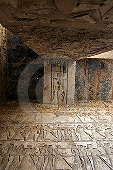 Ancient Egyptian Wall Royalty Free Stock Photo - Image: 18475225