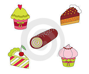 Colorful Sweets Stock Photo - Image: 18477320