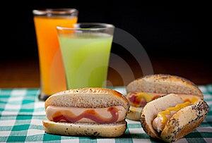 Hot Dog Stock Images - Image: 18479624