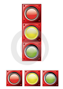 Traffic Lights Stock Images - Image: 18482754
