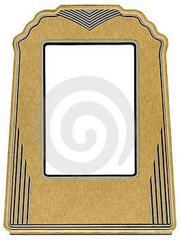 Art Deco Frame Royalty Free Stock Image - Image: 18485066