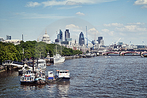 City Of London Stock Images - Image: 18488724