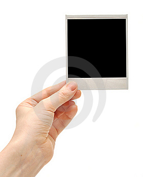Old Photo Frame Royalty Free Stock Photo - Image: 18492565