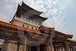 Chinese Classical Architecture Stock Images - Image: 18492844