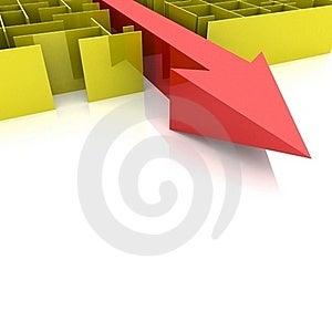 Maze Stock Photos - Image: 18493253