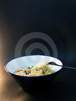 Bowl Of Noodle Royalty Free Stock Images - Image: 1851599