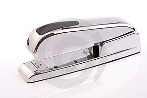 Silver Stapler Stock Photos - Image: 1855923