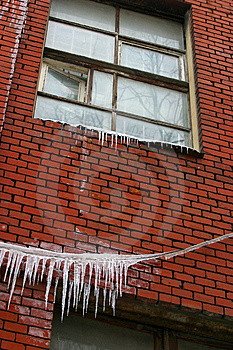 Frozen Window Royalty Free Stock Photos - Image: 1856668