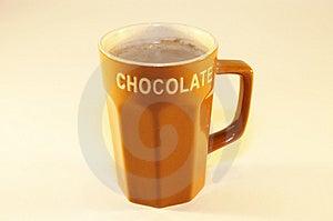 Hot Chocolate Milk Royalty Free Stock Images - Image: 1859159