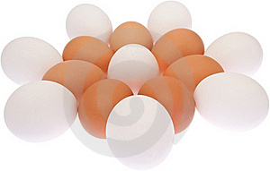 Eggs Flower Stock Photos - Image: 18505413