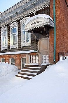 Porch Stock Photo - Image: 18505540