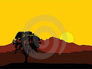 Mountain Sunrise Royalty Free Stock Photos - Image: 18506418